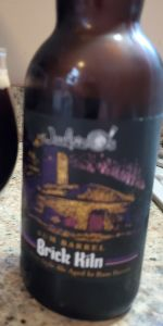 Rum Barrel Aged Brick Kiln