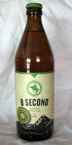 8 Second Kölsch