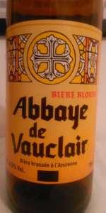 Abbaye De Vauclair Blonde