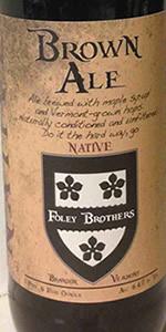 Native Brown Ale