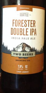 Forester Double IPA