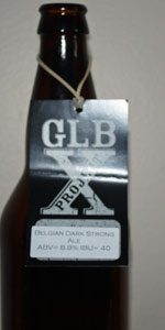 Great Lakes Belgian Dark Strong Ale