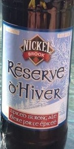 Nickel Brook Reserve D'hiver