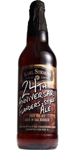 24th Anniversary Flanders-Style Ale
