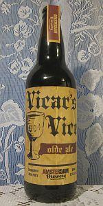 Amsterdam Vicar's Vice Old Ale