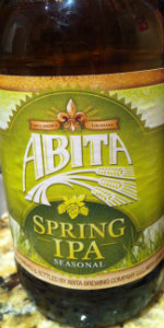 Spring IPA
