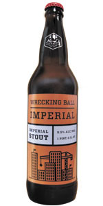 Wrecking Ball Imperial Stout