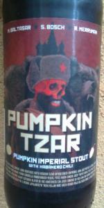 Pumpkin Tzar