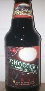 Chocolate Avenue Stout