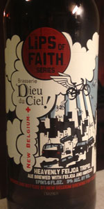 Lips Of Faith - Heavenly Feijoa Tripel