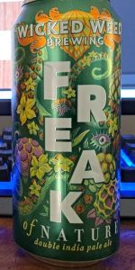 Freak Of Nature DIPA