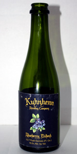 Kuhnhenn Blueberry Eisbock