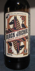 Black Jackal Imperial Coffee Stout