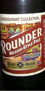 Blue Moon Rounder Belgian-Style Pale