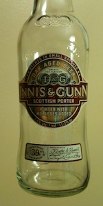 Innis & Gunn Winter Treacle Porter Oak Aged Beer
