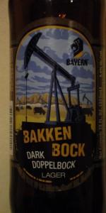 Bayern Bakken Bock