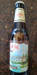 Saranac Adirondack Lager
