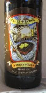 Burnt Toast - Brown Ale