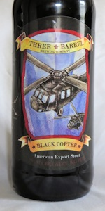 Black Copter - Stout