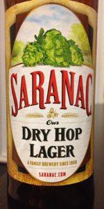 Saranac Dry Hop Lager