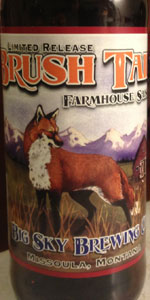 Brush Tail Farmhouse Saison