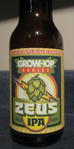 GrowHop Series - Zeus IPA