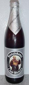 Franziskaner Club-Weisse Kristalklar