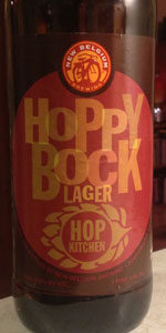 Hop Kitchen - Hoppy Bock Lager