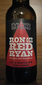 Evil Twin Ron And The Red Ryan