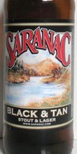 Saranac Black & Tan