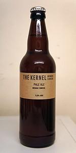 Pale Ale (Mosaic Simcoe)