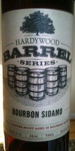 Bourbon Sidamo Coffee Stout