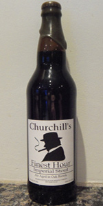Churchill's Finest Hour 2013