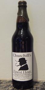 Churchill's Finest Hour 2013