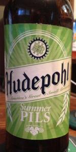 Hudepohl Summer Pils
