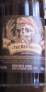 The Red Sashes - Vin De Seigle