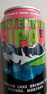 The Centennial IPA