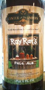 Ray Ray's Pale Ale