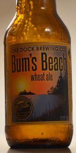 Bum's Beach Wheat