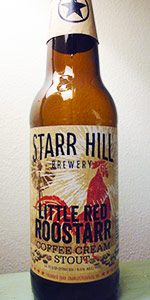 Little Red Roostarr Coffee Cream Stout