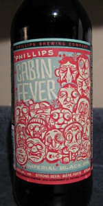 Cabin Fever Imperial Black Ale