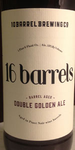 16 Barrels Double Golden