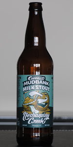 Coconut Mudbank Milk Stout