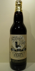 Barrel-Aged Imperial Porter