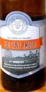 Red Cent Amber