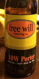 10w Porter