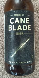 Cane Blade Double IPA