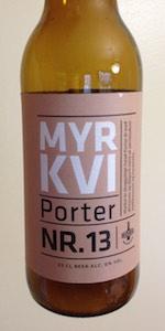 Myrkvi Porter NR.13