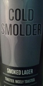 Cold Smolder