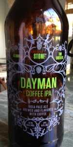 Aleman / Two Brothers / Stone - Dayman Coffee IPA